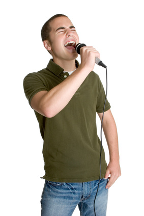 Singing Lessons in a Voice Workshop